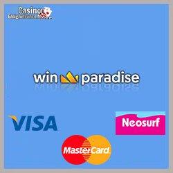 Jeux mobiles disponibles sur le casino Win Paradise